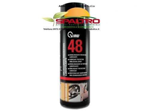 SBLOCCANTE SPRAY 'WMD 48' 200 ml